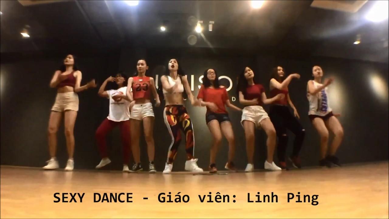 Các lớp học nhảy hiện đại tại Hà Nội