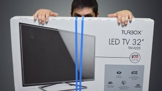 "TurboX LED TV 32""-TXV3235 Στα 160€ 
