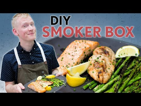 How To Make DIY Smoker Boxes for Quick Weeknight Grilling   Mad Genius   Food & Wine