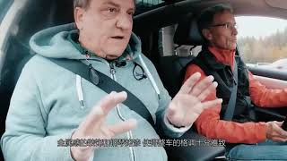 BYD Tang SUV reviewed by famous Germany reviewers