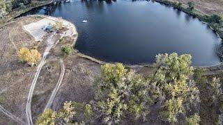 Republican River Retreat - Private Lake, Cabin & Riverfront Acreage, Cloud County, Kansas