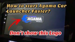 How to make Agama Car Launcher start faster? screenshot 4