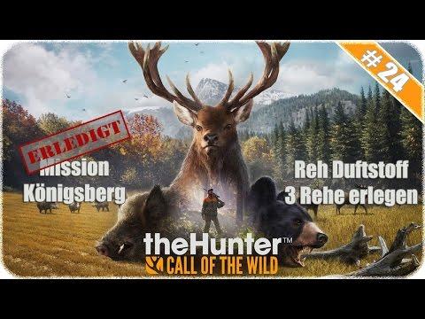 The Hunter: Call of the Wild #24 Reh Duftstoff: 3 Rehe erlegen & (Rot-)Hirsch Stufe 7 - Gold