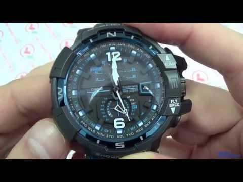 Casio G-Shock GW-A1100FC-1AER Review