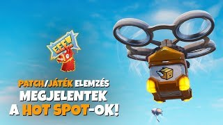 HOT SPOT-OK! | PATCH NOTE/GAME (Fortnite Battle Royale)
