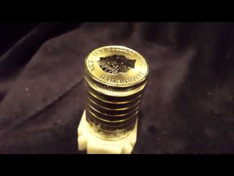 Roll Of 2 Oz Silver Turtles Unboxing in 4K