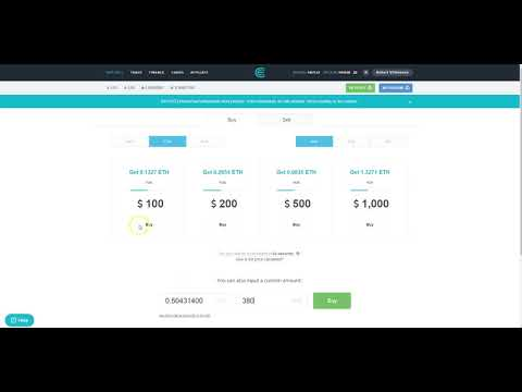Cex.io tutorial and review