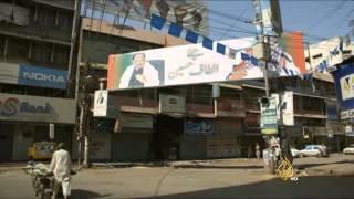 عالم الجزيرة - شرطي كراتشي القوي