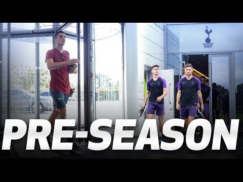 BEHIND THE SCENES | PRE-SEASON WEEK ONE