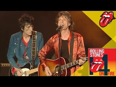 The Rolling Stones - Dead Flowers (Live) - Hope Estate, Hunter Valley