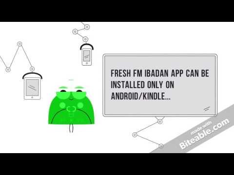 Download Fresh FM Nigeria App!
