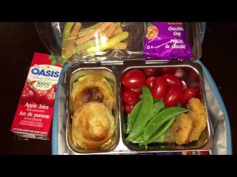 Жизнь в Канаде: Что мы даем детям на обед в школу