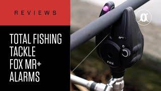 CARPologyTV - Total Fishing Tackle Fox MR+ Purple Alarms