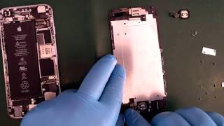 iPhone 6 Home Button Replacement (Time Lapse)