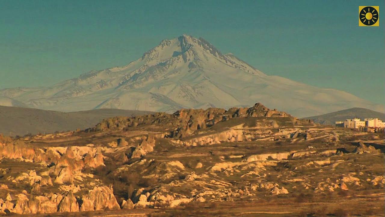 Karte Türkei Kappadokien.Kappadokien Türkei Ein Kunstwerk Der Natur Voller Kultur Cappadocia