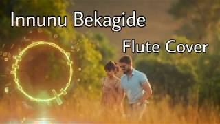 innunu-bekagide-flute-cover-instrumental-mundina-nildana-vasuki-vaibhav-rakshith-nayak