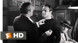 On the Waterfront (1/8) Movie CLIP - Present from Uncle Johnny (1954) HD