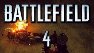battlefield 4 funny moments artillery trucks jeep surf best fire troll bf4 funtage