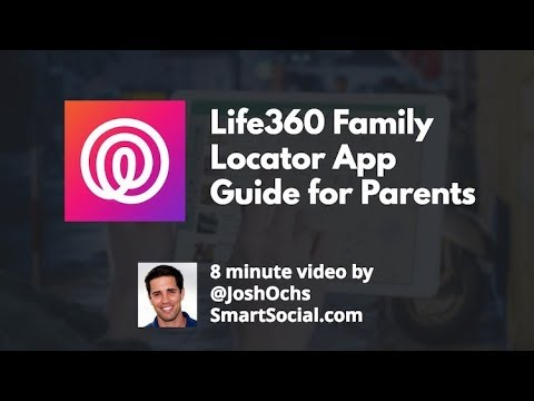 Life360 Family Locator App Guide For Parents - SmartSocial Com