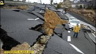 Mega Terremoto en Alaska de 8.2