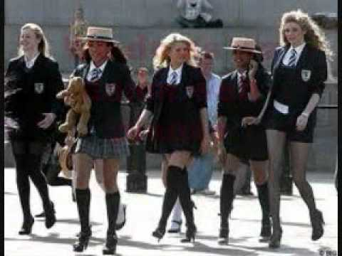 St. trinians lyrics.wmv