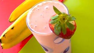 How To Make A Strawberry Smoothie Recipe