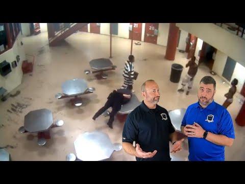 Oklahoma County Jail Hostage Situation