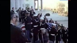 1963 год. Похороны Джона Кеннеди(25 ноября 1963 года все три национальных канала американского телевидения транслировали похороны Джона Кенне..., 2015-11-29T01:49:48.000Z)