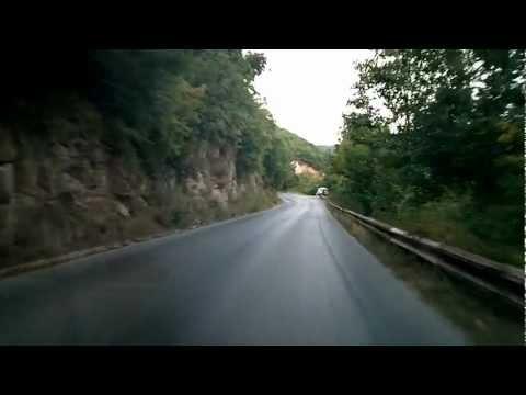 Rruga rajonale Ferizaj - Shterpce / Regional road Ferizaj - Shterpce, KOSOVA 2011.