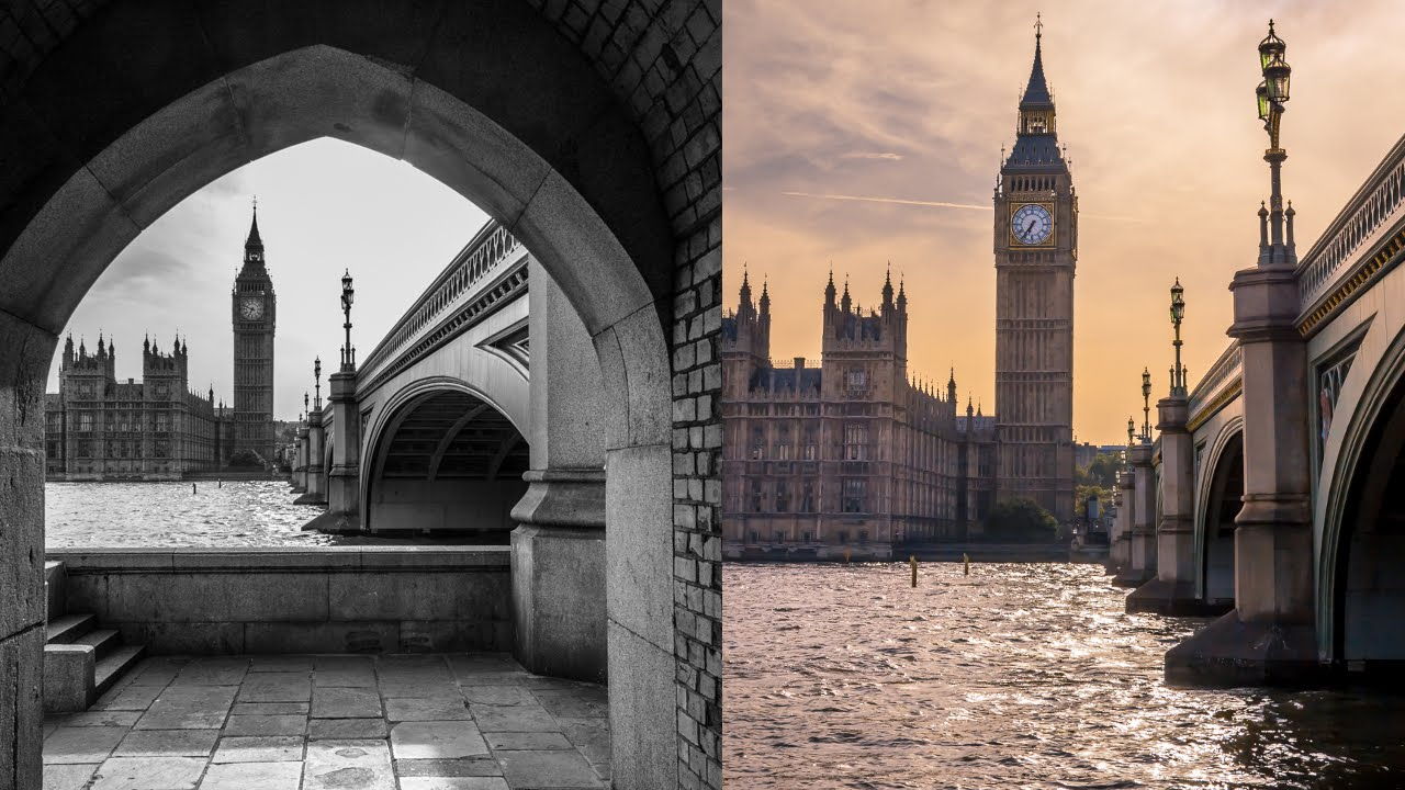 Travel Photography In London The Best Spot To Photograph The Big Ben And The Westminster Abbey