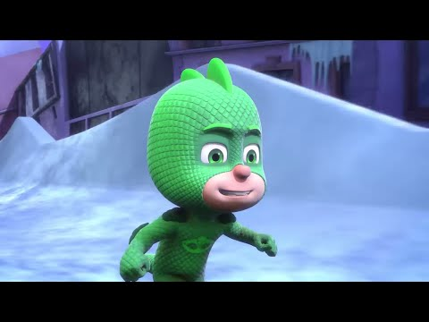 PJ Masks Full Episodes | Snowy Special! | Cartoons for Children #96