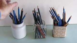 The Good Enough Studio, Nona Orbach, Pencils