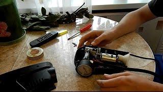 Смазка и Ремонт автомобильного компрессора