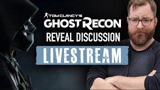 Ghost Recon World Premiere Discussion with Jack Pattillo!