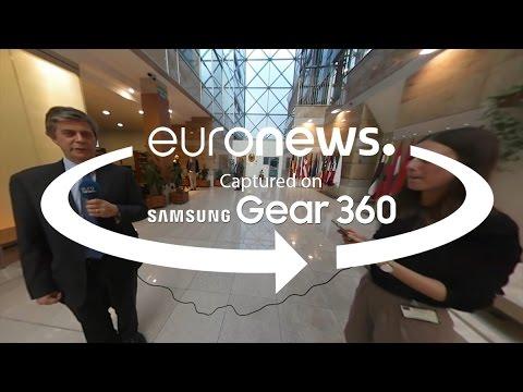 360° video: Interview with EU Ambassador to Bosnia and Herzegovina Lars-Gunnar Wigemark