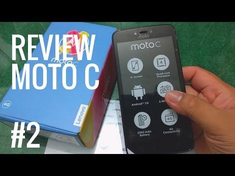 Tiga Kelemahan Moto C: Review Bahasa Indonesia