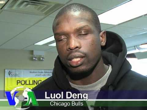 Southern Sudanese in US Vote in Referendum
