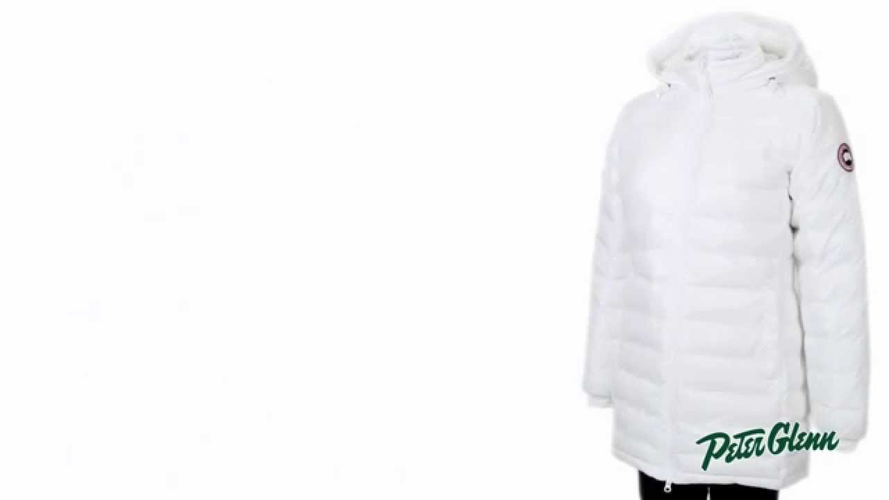 Canada Goose kensington parka sale authentic - Canada Goose Women's Camp Hooded Down Jacket Review by Peter Glenn ...