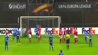 SC Braga vs Marseille 3 - 2 All Goals  Europa League  22/10/2015