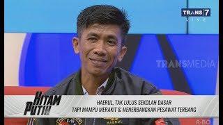 Haerul, Perakit Pesawat Ultralight Dari Rongsokan | HITAM PUTIH (22/01/20) Part 2