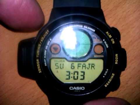 Часы с временем намаза касио где купить в риге