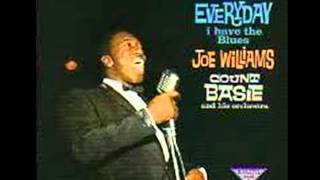 Count Basie And His Orchestra (Vocal By Joe Williams) - Every day.wmv