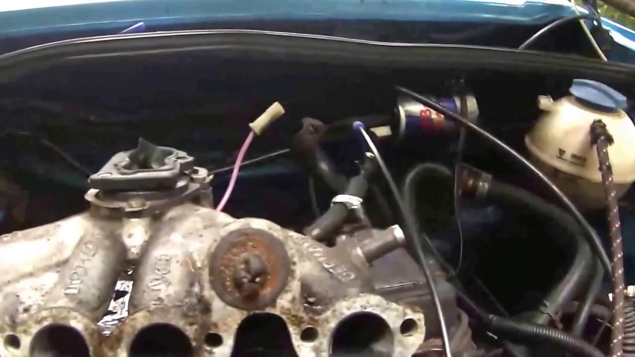 How to Fix VW Golf Mk2 1.6, 1.8 8v Pierburg 2e2 Carburetor ...