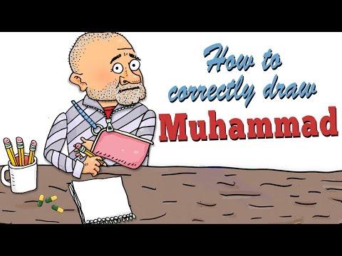 How to Correctly Draw Muhammad