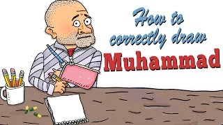 How to Correctly Draw Muhammad