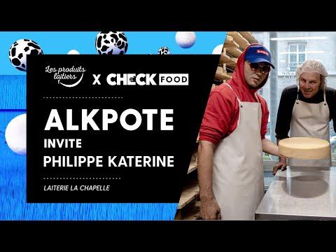 Youtube: Alkpote & Philippe Katerine #CheckFood