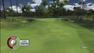 Tiger Woods PGA Tour 11 Gameplay Part 1 of 4