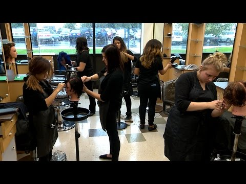 College of DuPage: Cosmetology Program - Creativity, Style, Beauty