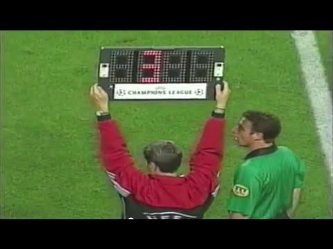 Manchester United - Bayern Munich CL Final 1999 [HD]  with exclusive interviews