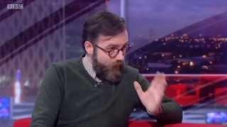 Macc Chief Exec on BBC North West Tonight 12/11/2014